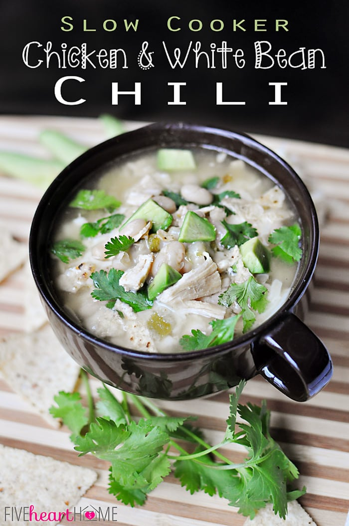 Slow-Cooker-Chicken-and-White-Bean-Chili-by-Five-Heart-Home_700pxTitle