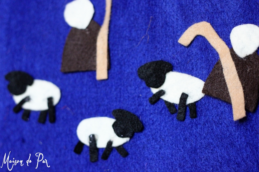 christmas story shepherds