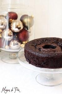 kahlua cake side