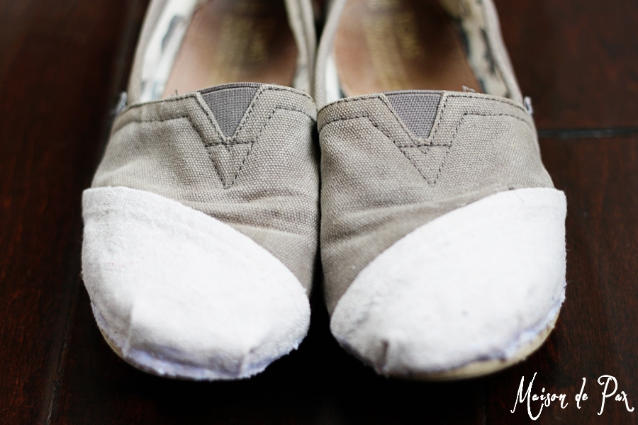 diy toms repair tutorial