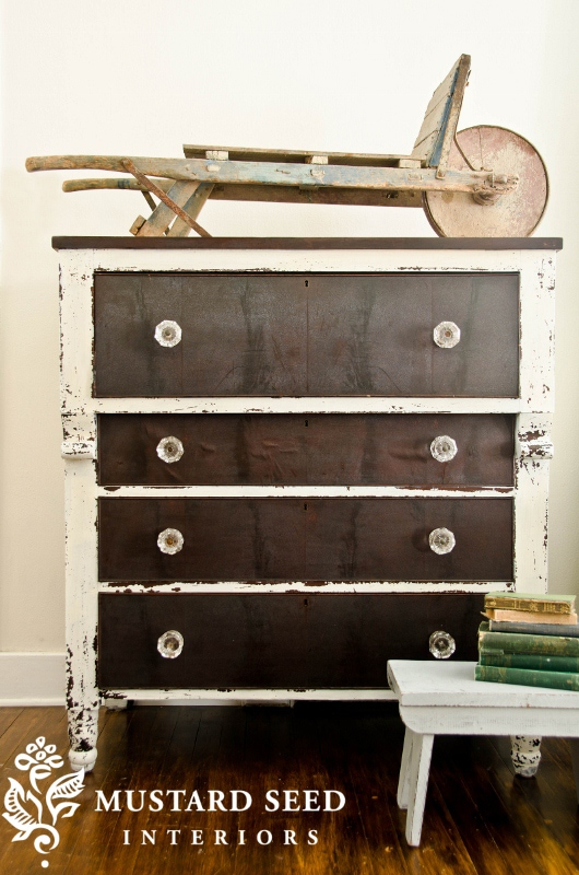 Ironstone-Milk-Paint-Dresser
