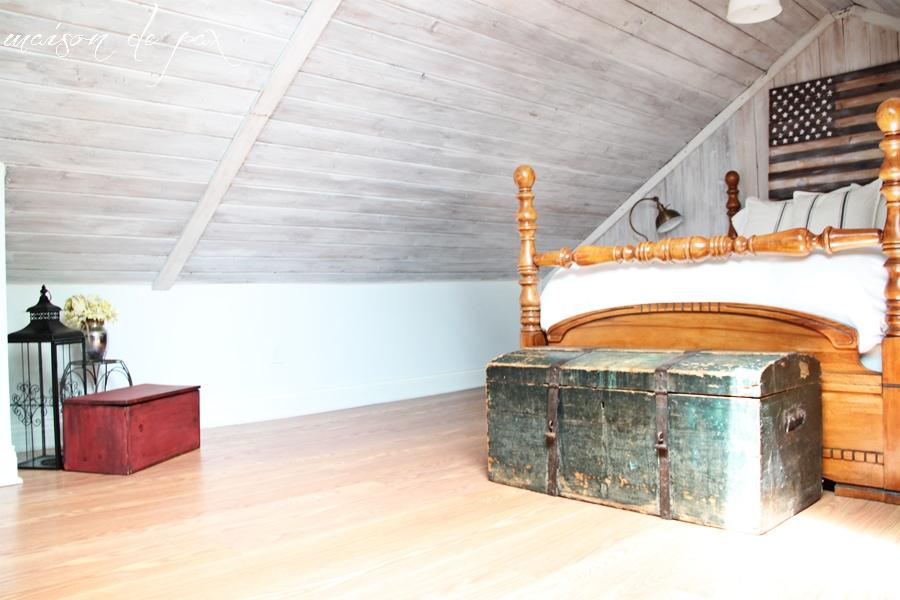 attic nook