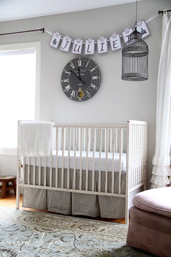 Add a fun, celebratory touch to your nursery or kids' room with these adorable handmade banners!