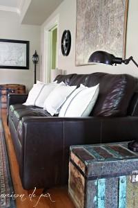 gorgeous living room makeover at maisondepax.com