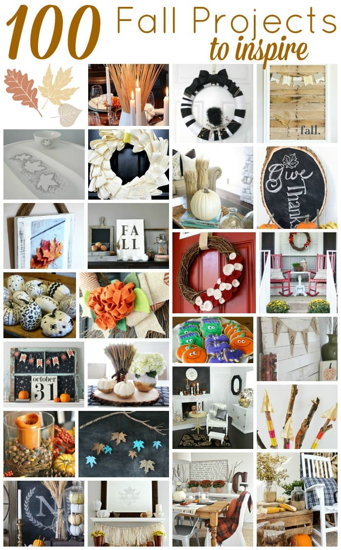 100 fall project ideas: decorating, diy, recipes, and more | maisondepax.com