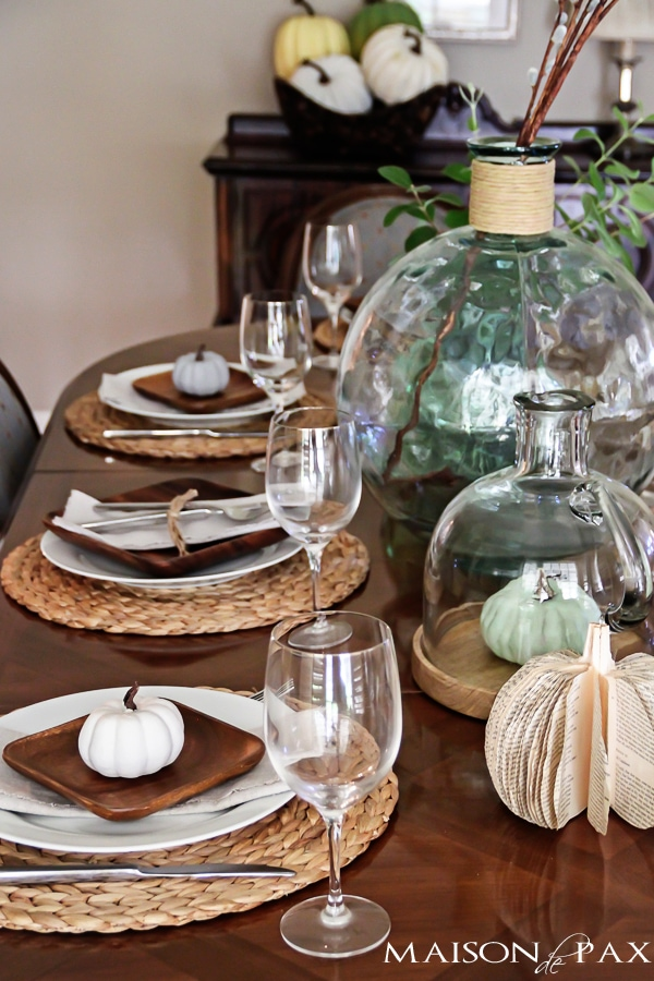 Fall Table (left side)