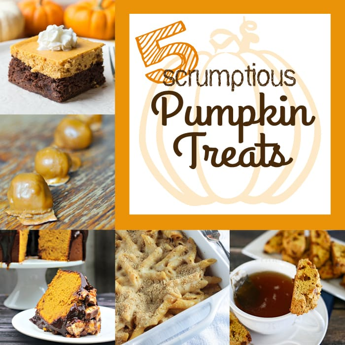 Yum! Delicious pumpkin recipes for fall via maisondepax.com
