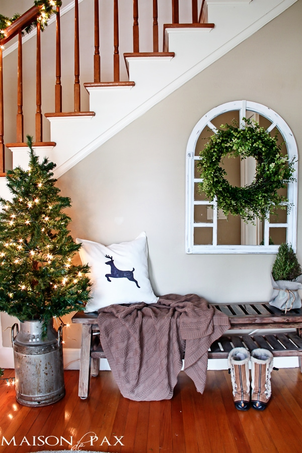Christmas Home Tour Maison De Pax