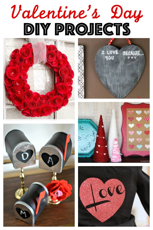 Adorable DIY Valentine's Day projects! maisondepax.com