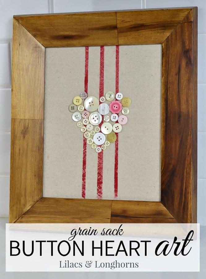 http://www.lilacsandlonghorns.com/valentines-day-button-heart-art.html