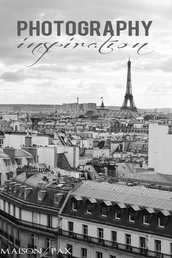 what inspired me to pick up an SLR and learn photography | maisondepax.com