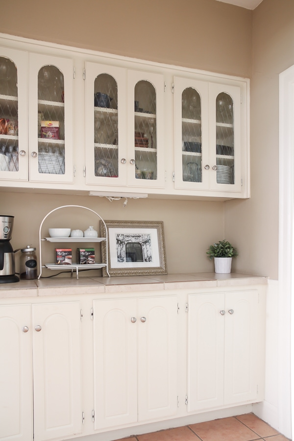 basic plans to facelift a dated kitchen | maisondepax.com