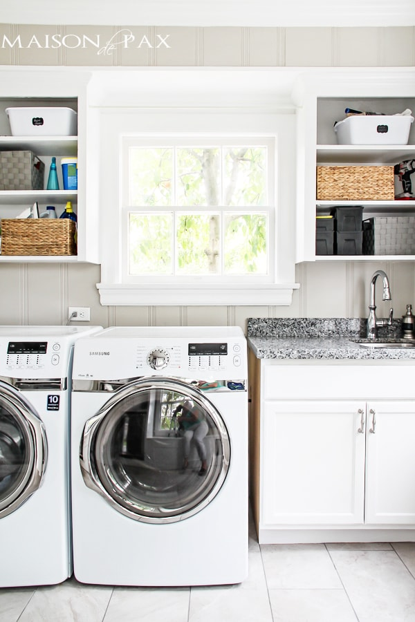 Functional Ideas For A Multipurpose Laundry And Mud Room Maisondepax