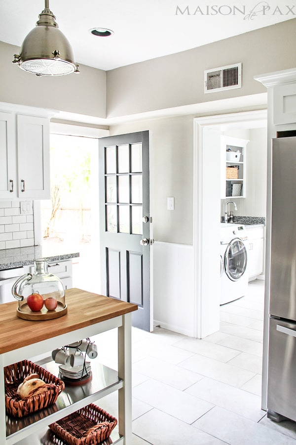 Source List For Classic White Kitchen Maison De Pax