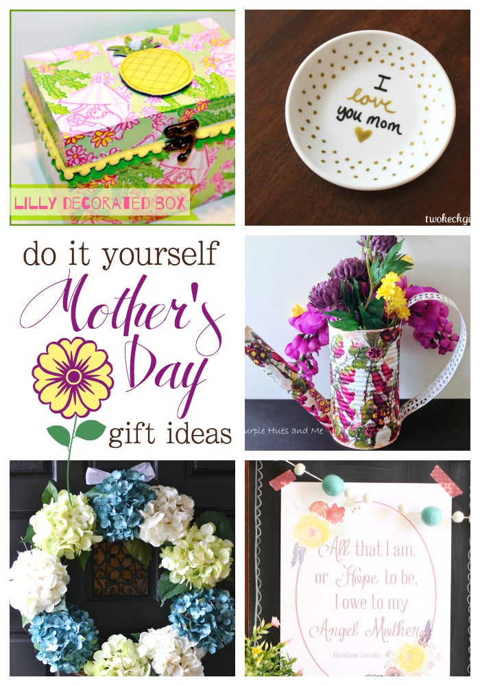 DIY Mothers Day gift ideas| maisondepax.com