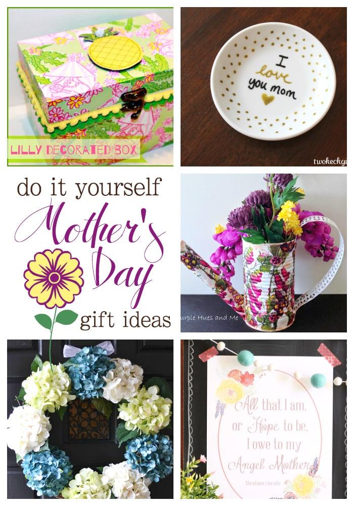 DIY Mothers Day gift ideas| maisondepax.com