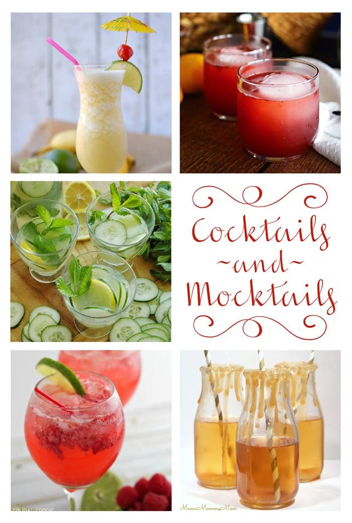 delicious cocktails and mocktails | maisondepax.com