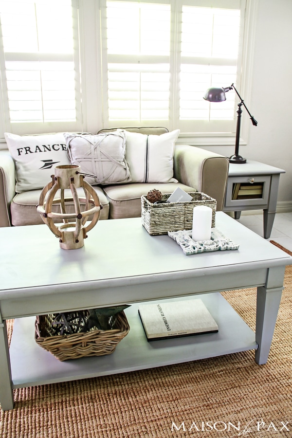 creative coffee table decor ideas | maisondepax.com