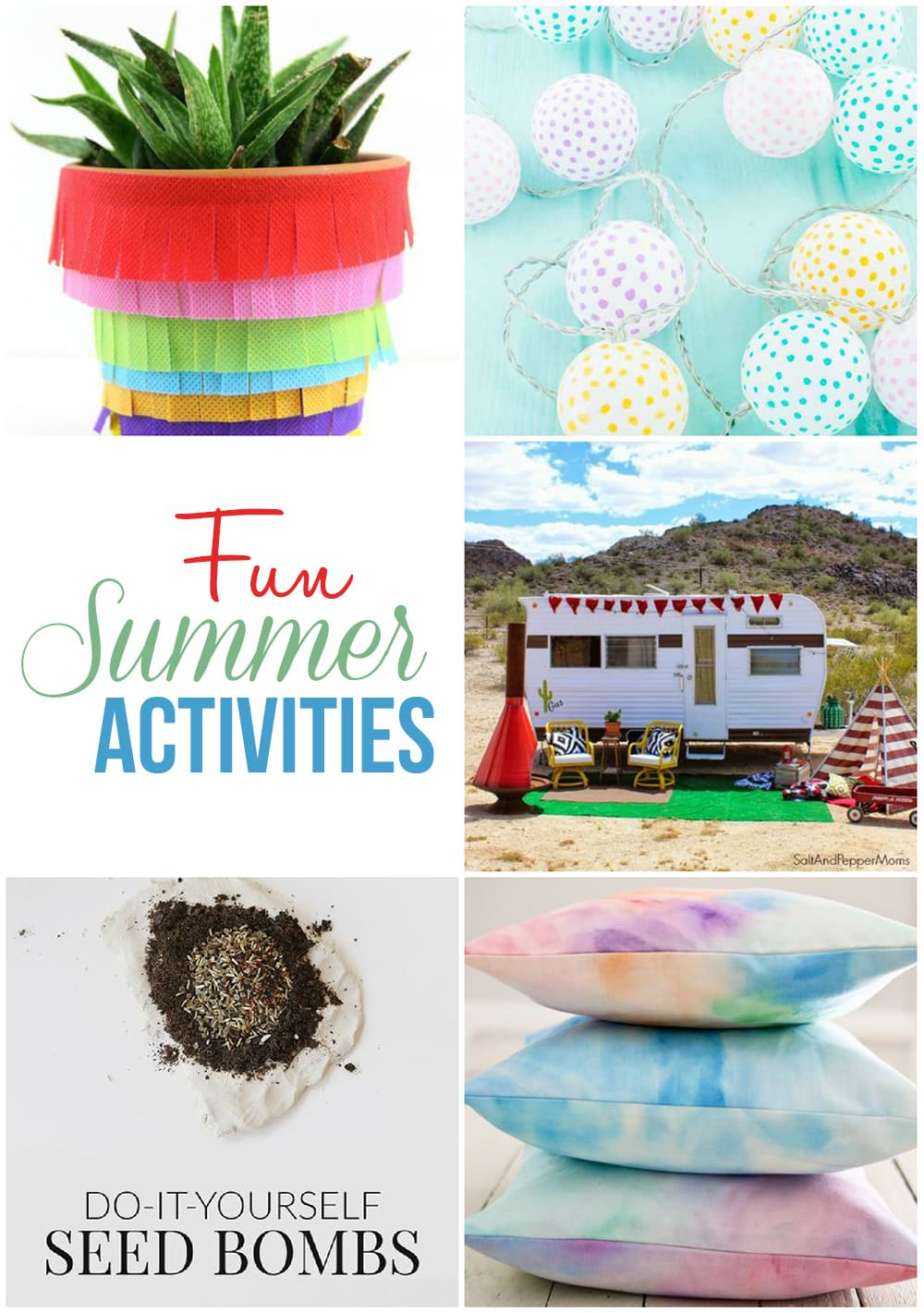 Fabulous and fun summer activities! maisondepax.com