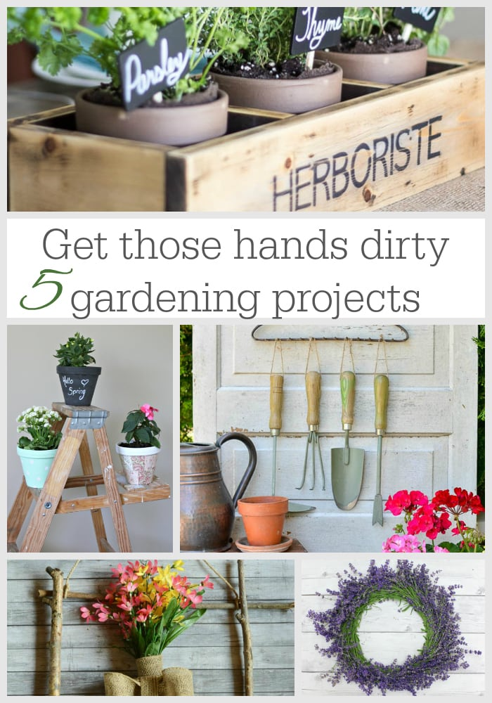 get your hands dirty this summer with these gorgeous gardening projects | maisondepax.com