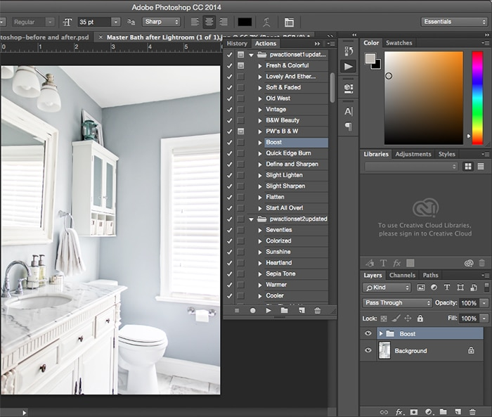 Excellent tutorial for editing in Photoshop - incredible before and afters! maisondepax.com