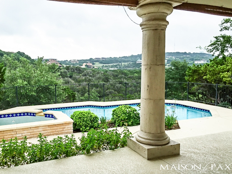 Tour this gorgeous Texas hill country property with amazing potential at maisondepax.com