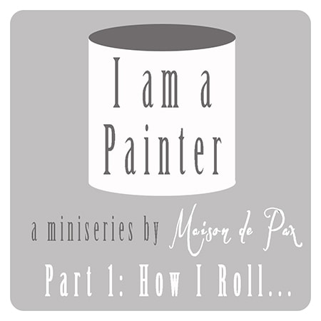 Paint Miniseries - Tips and Tools