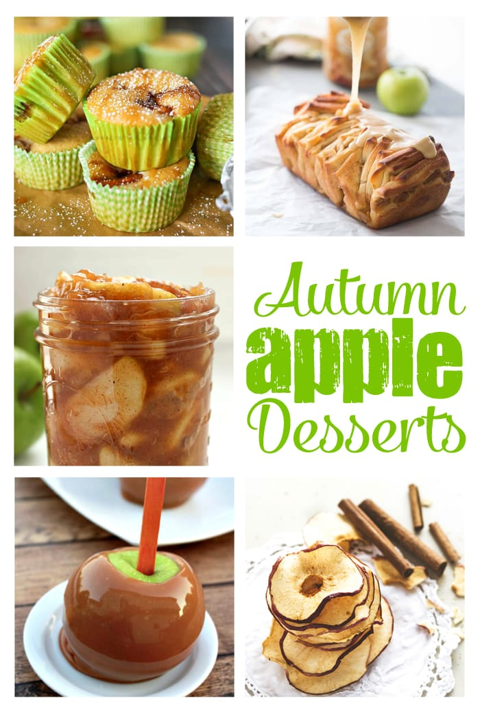 Delicious apple desserts... Perfect for autumn baking and fall entertaining! maisondepax.com