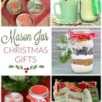 Perfect for decoration, storage, and GIFTS! These mason jar Christmas gift ideas are just perfect for the holidays | maisondepax.com