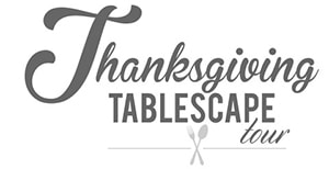 Thanksgiving Tablescape Tourb
