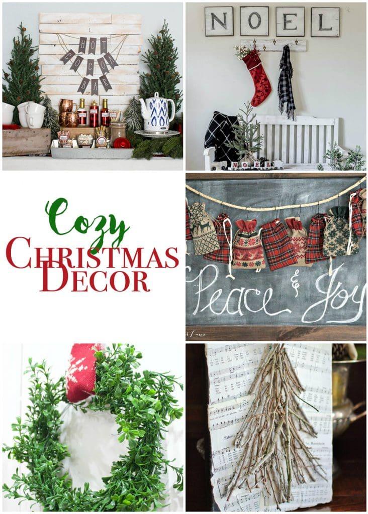 Cozy Christmas Decor Maison De Pax
