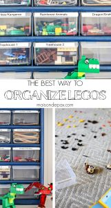 This is seriously amazing! The best way to organize legos | maisondepax.com