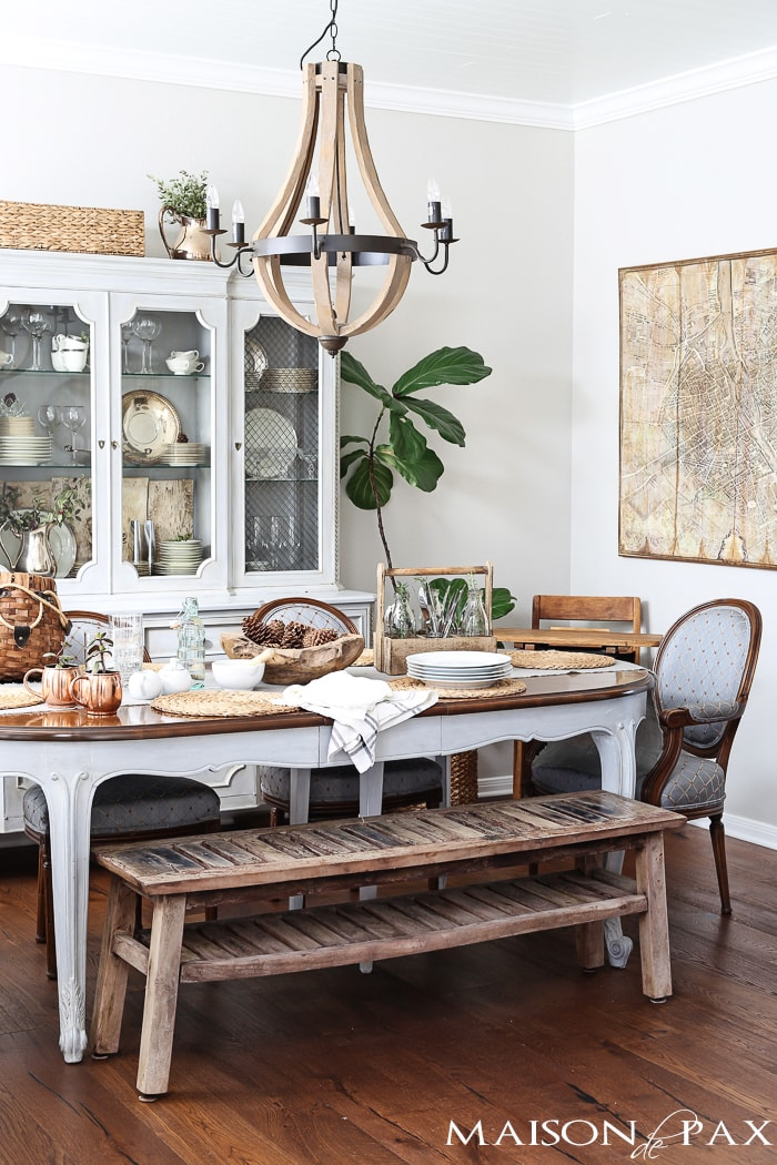 Miraculous Using Your Dining Room Maison De Pax Pabps2019 Chair Design Images Pabps2019Com