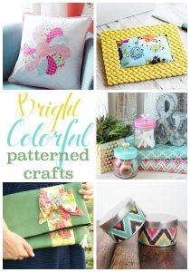 beautiful, bright, and colorful patterned crafts! maisondepax.com