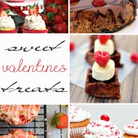 Sweet Valentines Treats: With strawberry, raspberries, chocolate, and more, these delicious dessert recipes are perfect for celebrating your loved ones on Valentine's Day!