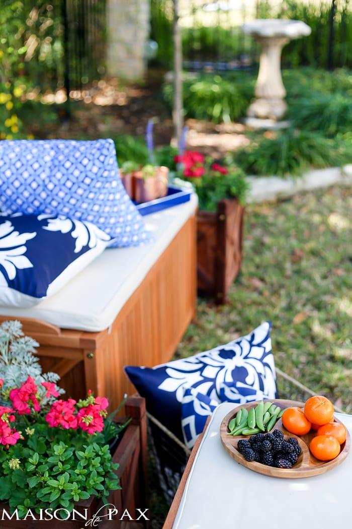 how to create a garden oasis   maisondepax.com