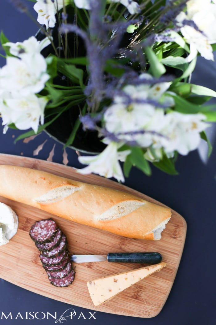 how to create a perfect french picnic | maisondepax.com