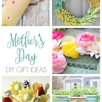 Affordable, beautiful, handmade gift ideas for Mother's Day!