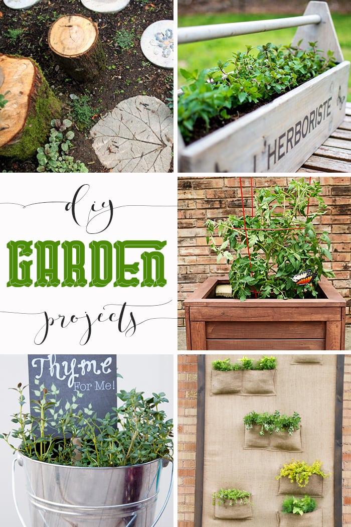 Diy Garden Projects Maison De Pax