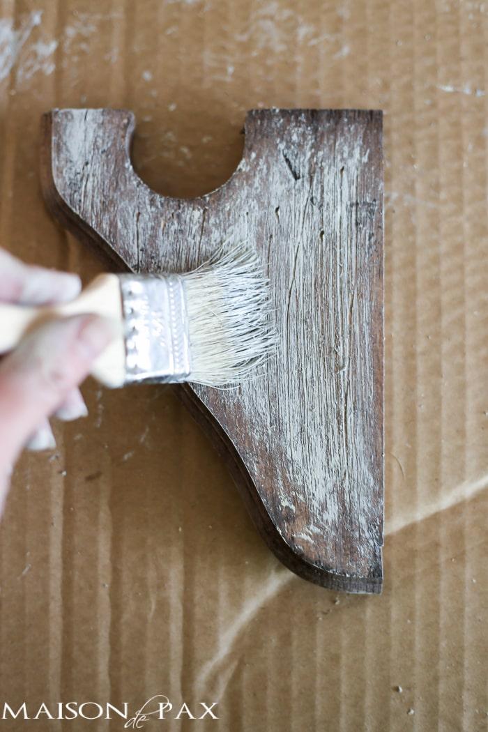 diy curtain rods restoration hardware inspired maison