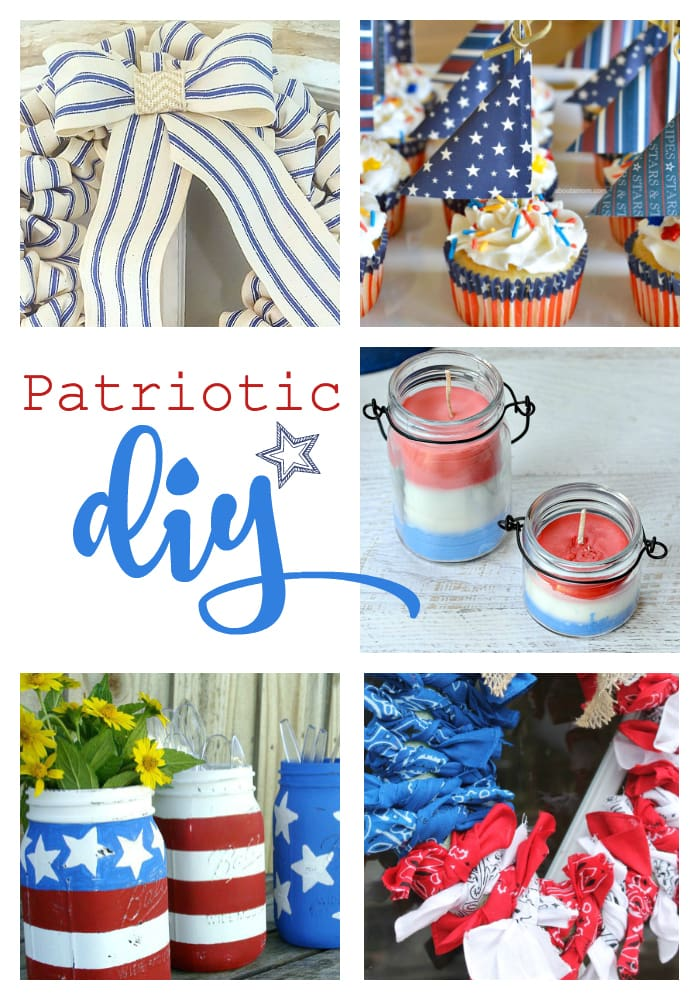 DIY patriotic decor ideas