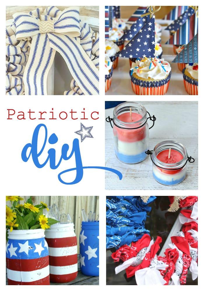DIY patriotic decor ideas