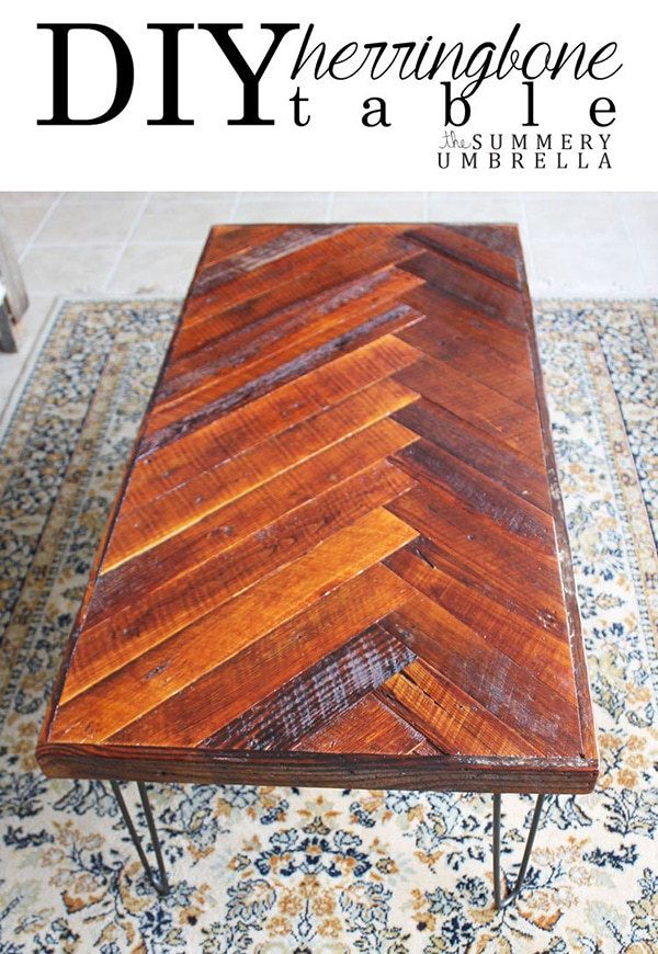 herringbone-table
