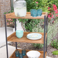 pretty patio projects: diy tutorials and idea for making a beautiful outdoor patio area