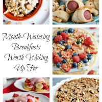 Mouth-watering breakfasts worth waking up for. Delicious breakfast ideas to start the day!