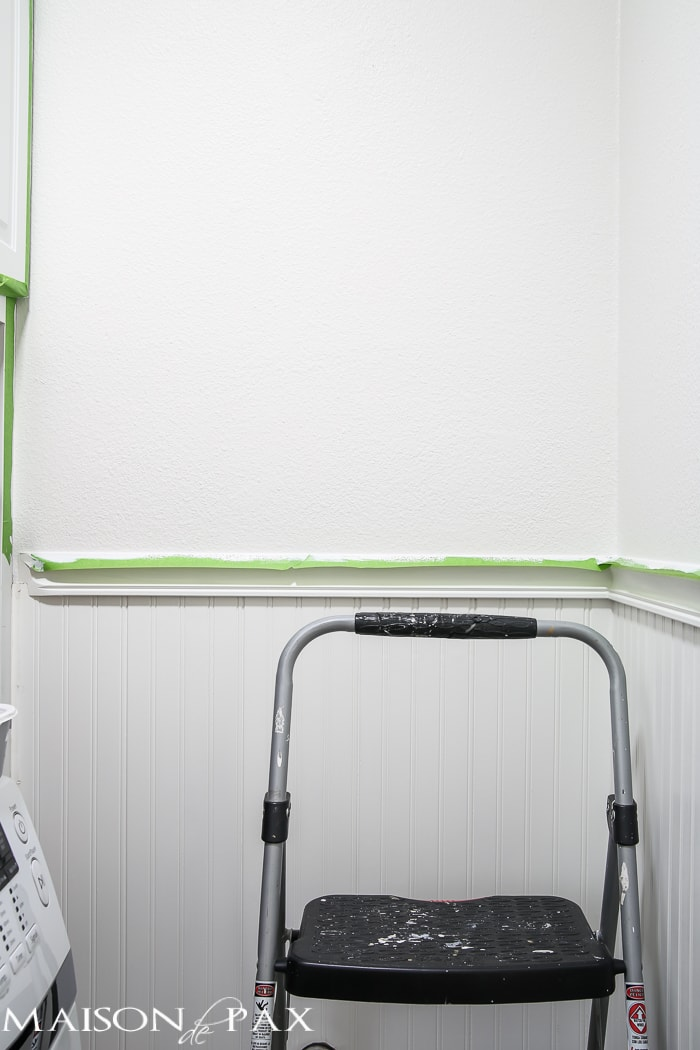 how to paint a small room like a pro: tips, supplies, and excellent pictures to walk you through it!
