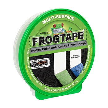Top 10 must have DIY paint tools: frog tape