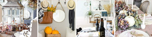fall decor ideas: tips and inspiration for a cozy, welcoming home this autumn