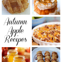 delicious fall apple recipes - perfect for autumn treats!