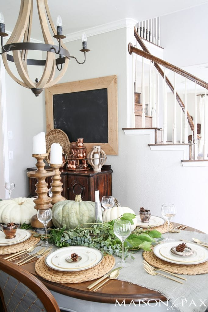 Plate Setting Ideas For Home